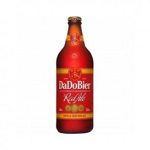 Cerveja Dado Bier Red Ale 600 ml