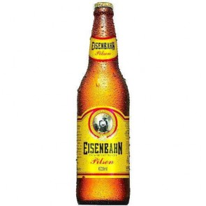 Cerveja Eisenbahn Pilsen 600 ml