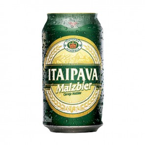 Cerveja Itaipava Malzbier 350ml