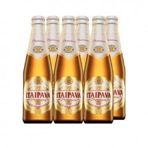Cerveja Itaipava Premium pack de 6 com 355ml