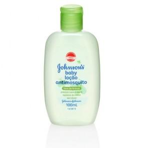 Loção Johnson Baby Anti Mosquito