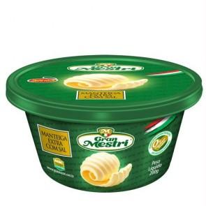 Manteiga Lata C/ Sal Gran Mestri 200g