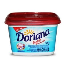 Margarina Light c/Sal  Doriana 500g
