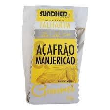 Massa Talharim Açafrão/Manjericão Sundhed 200g