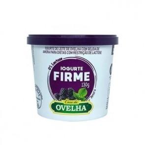 Iogurte Cremoso Amora Casa da Ovelha 0% Lactose 500g