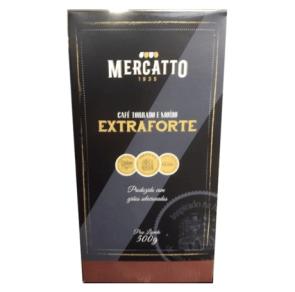 Café Mercatto Extraforte Vácuo 500g