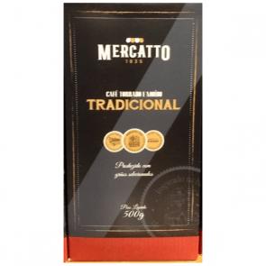 Café Tradicional Mercatto Vácuo 500g