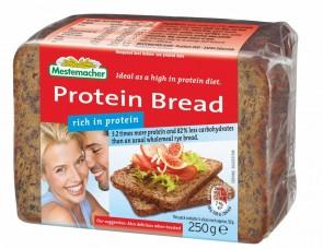 Pão C/ Proteína Integral Mestemacher 250g