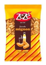 Biscoito Mignon ZeZe 200g