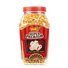 Milho para Pipoca Super Premium Yoki 650g Pote