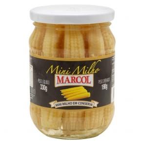 Mini Milho Marcol 190g