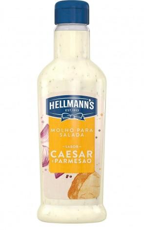 Molho Salada Hellmanns Caesar Parmesão 210ml