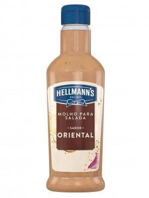 Molho Salada Hellmanns Oriental 210ml