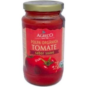 Molho Tomate Agreco Orgânico 325g