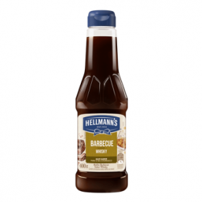 Molho Hellmann's Barbecue Whisky 400g