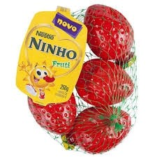 Iogurte Ninho Fruti Morango Danone 250g