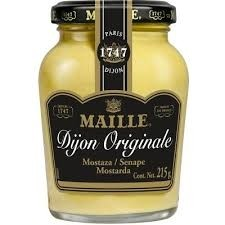 Mostarda Tradicional Maille Dijon Originale 215 g