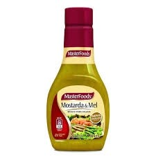 Molho para Salada Masterfoods Mostarda e Mel 234 ml