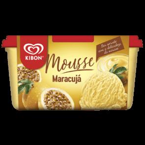 Sorvete Mousse Maracujá Kibon 1,5L