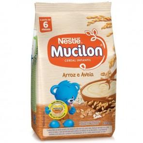 Mucilon Arroz e Aveia Nestle 230g