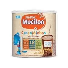 Mucilon Crescidinhos Choc 250g