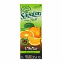 Suvalan Néctar Laranja 200ml - 3 unid.