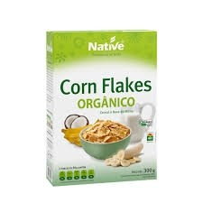 Cereal Native Corn Flakes Orgânico 300g