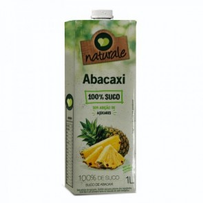 Suco Naturale Abacaxi S/AC 1L