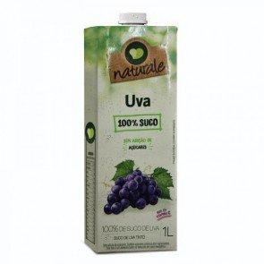 Suco Naturale Uva S/AC 1L