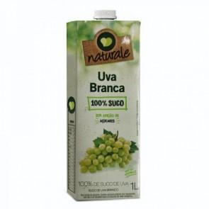 Suco Naturale Uva Branca S/AC 1L