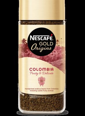 Café Nescafé Gold Origins Colombia 100g