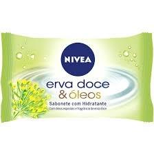 Nivea Erva Doce 90g