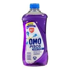 Desinfetante Omo Pisos Lavanda 900ml