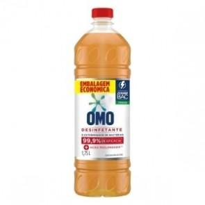 Desinfetante Omo Power Embalagem Econômica 1,75L
