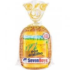 Pão de milho Seven Boys 500g