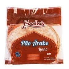 Pão Árabe Linho Baalbek 400g