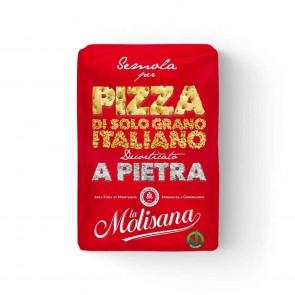 Sêmola Grano Duro Pizza Molisana 1kg