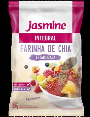 Farinha de Chia Integral Jasmine 200g