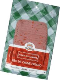 Pão de Carne Fatiado Fazenda Tradição 150g