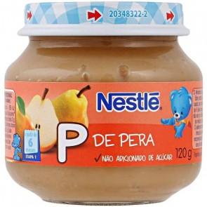 Alimento Infantil Nestlé Pêra 120g