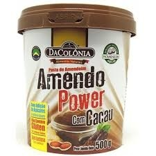 Pasta c/cacau AmendoPower 500g