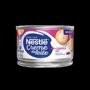 Creme de Leite Nestle Patê Cebola 160g