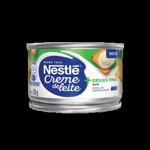 Creme de Leite Nestle Pate Ervas Finas 160g
