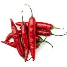 Pimenta Vermelha Orgânica 100g