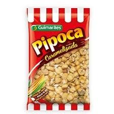Pipoca Caramelizada Guimarães 100g