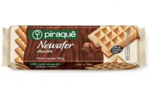 Piraquê Newafer Chocolate 100g