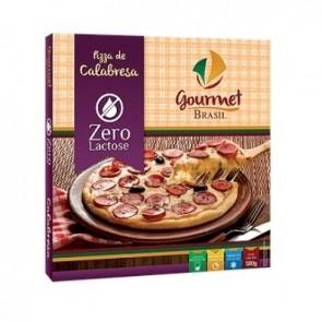 Pizza Gourmet Calabresa Zero Lactose 160g