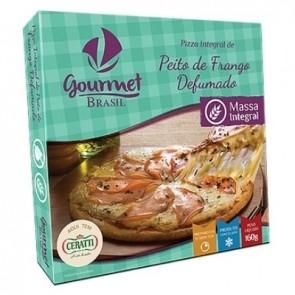 Pizza Gourmet Peito de Frango  Defumado Massa Integral 160g