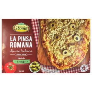 La Pinsa Romana Frango Rosini 500g