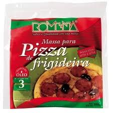 Massa para Pizza de Frigideira Romena 300g